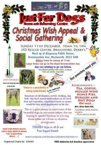 Christmas Wish Appeal & Social Gathering