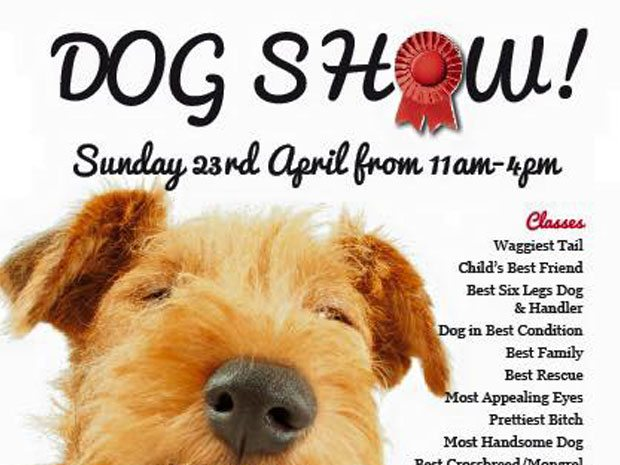 Peak Shopping Village Dog Show 2017