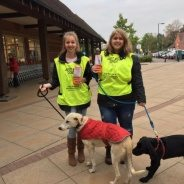 Fabulous fundraising at Sainsbury's in Ashbourne this weekend
