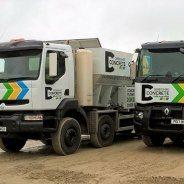 A big thank you to Derbyshire Concrete Ltd!