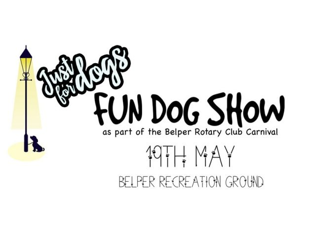 Belper Fun Dog Show 2018