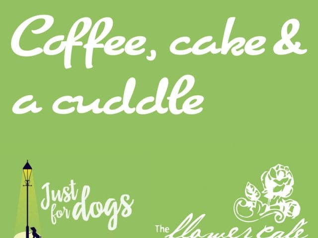 Coffee, cake & a cuddle