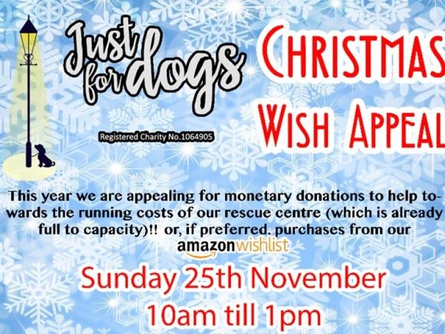 Christmas Wish Appeal