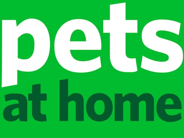 Thank You to Pets at Home